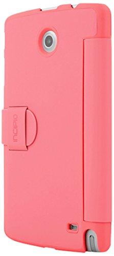 Incipio LG G Pad F8.0 Case, Lexington [Hard Shell Folio Case] for LG G Pad F8.0-Pink (Incipio Lg Case Tablet)