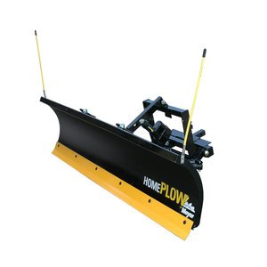 Receiver Hitch Snow Plow - 8