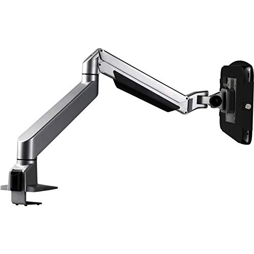 (Compulocks Brands INC 660REACH696EGEB Comp Locks, Galaxy Tab E Reach Articulating Arm Space Secure Kiosk, 2 Joints and Cable Management)