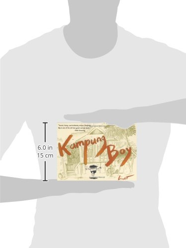 Kampung Boy by Brand: First Second (Image #2)