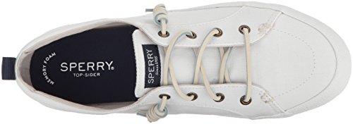Los mejores precios Descuento Brand New Unisex Sperry Top-sider Cresta Ambiente Crepé Cambray Zapatilla De Deporte De Las Mujeres De Marfil Recomendar para la venta knNeuCxmZM