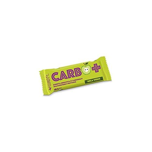 2 opinioni per Carbo+- +Watt- Box 20 Barrette Energetiche 40g Mela Verde