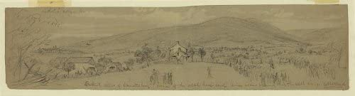 INFINITE PHOTOGRAPHS Photo: American Civil War, Battle of Gettysburg, Pennsylvania, Emmitsburg, Maryland, c1860 Size: 8