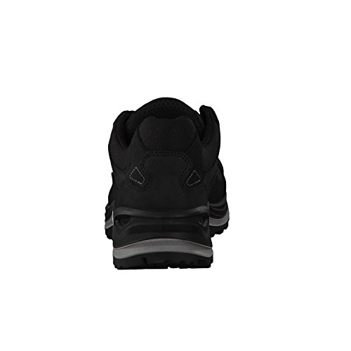 Lowa Renegade III GTX LO Grau Rost negro