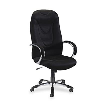 Lorell Hi Back Executive Chair, 30 1/2 By 25 1