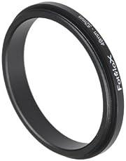 Fotodiox 49mm-52mm, 49-52mm Macro Close-up Reverse Ring, Anodized Black Metal Ring, for Nikon, Canon, Sony, Olympus, Pentax, Panasonic, Samsung Camera