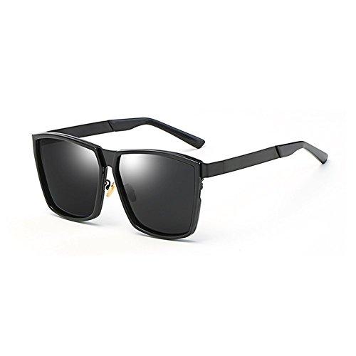 Color De QY Retro Personalidad Marco Gafas Conducción YQ 1 Gafas 4 Sol Polarizadas De Metal Gafas De wxOR6