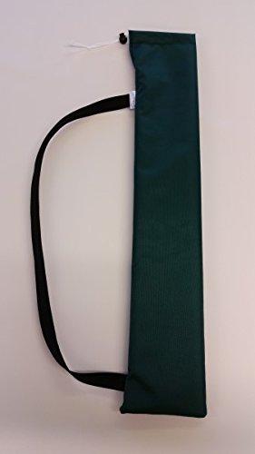 Walking-/Wanderstock-Tasche (passend für 2Stück) grün UiMuj