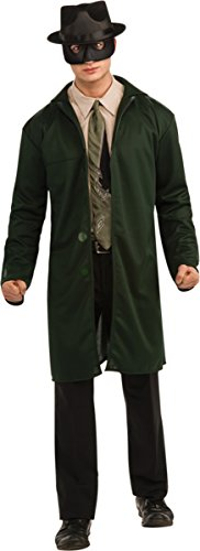 Morris Costumes Men's Green Hornet Costume