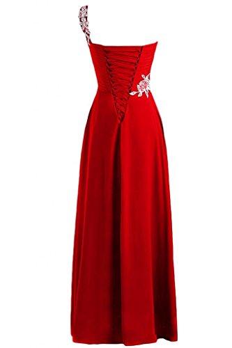 Sunvary Sunvary Vestito Vestito Rosso Donna Donna Rosso 7Ht7xwfr