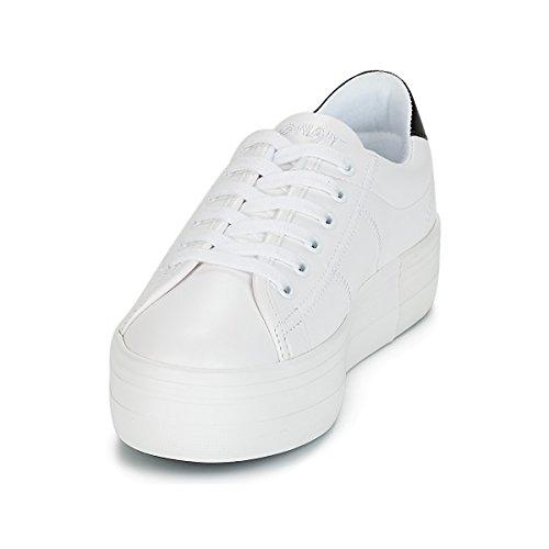 Sneaker Plato No No Name Name Plato Blanco Sneaker Blanco 11aqwU