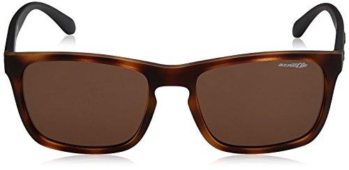de Matte Burnside Hombre 56 Sol Havana Gafas para Arnette wYFEPx6qP