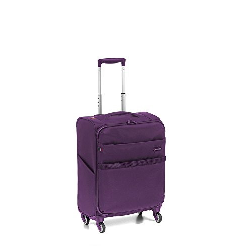 """Roncato Venice 22"""" Carry-On Spinner (Violet)"""