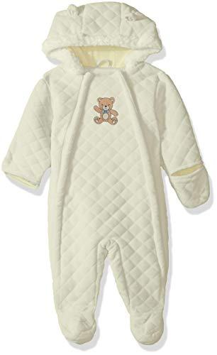 Wippette Baby Boys Hooded Fleece Pram