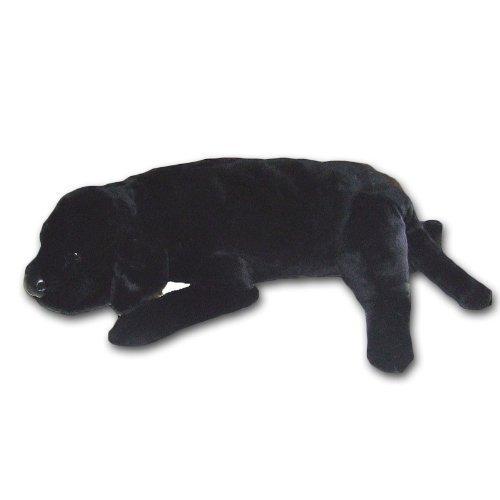 Camo Kids Realtree AP Blaze Orange Slumber Sleeping Bag & Animal Pillow (Black Lab Pillow)