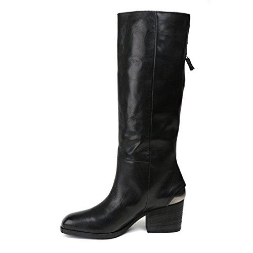 Støvler Vic Diplomati Glat Læder Sort Wo0lUX