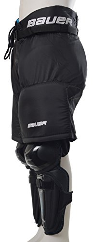 Bauer Prodigy Bottom - YTH Black, Large by Bauer (Image #2)