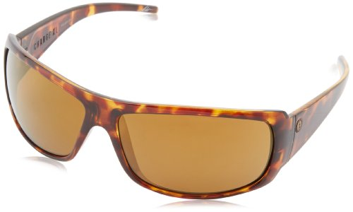 Electric Visual Charge XL Tortoise Polarized Sunglasses