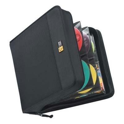 Case Logic KSR-208 KOSKIN CD WALLET Koskin Media Wallet Case