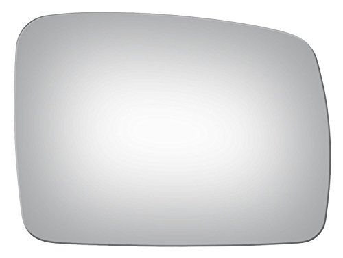 Burco 4048 Passenger Side Replacement Mirror Glass for 2005-2009 LAND ROVER LR3 (Landrover Side Mirror Lr3)