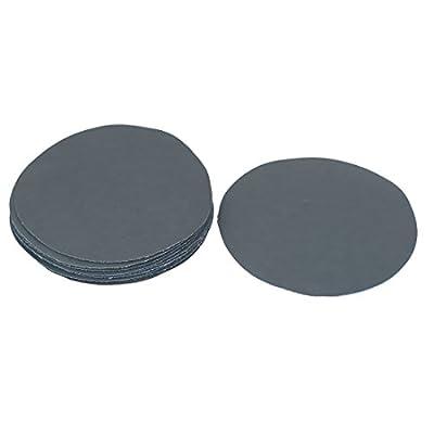 uxcell 4-inch Dia 3000 Grit Abrasive Round Sanding Disc Sandpaper 10pcs