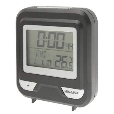 LCD Multifunktions-Digital-Thermometer für Außen/Innen SHI