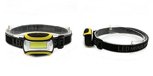 1 Pack LED Flashlight Headlamp Headlight 4 Mode Energy Saving Headlamps Extraordinary Fashionable Ultra Xtreme Tactical Bright Light Outdoor Sports Running Hiking Hunting Camping Lights Use -