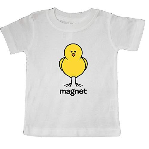 inktastic - Chick Magnet Baby T-Shirt 18 Months White d0df