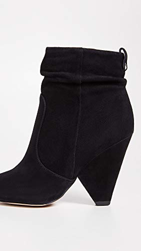 Black Edelman Ankle Boot Suede Sam Roden Women's AXBx1qT