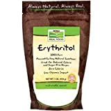 Now Foods Erythritol, 1 lb ( Multi-Pack)