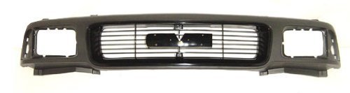OE Replacement GMC S15/Sonoma Grille Assembly (Partslink Number GM1200344) by Multiple Manufacturers