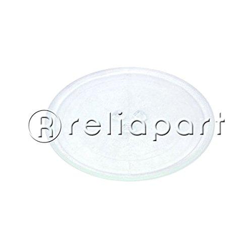 Reliapart - Plato giratorio de cristal para horno microondas ...