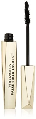 L'Oreal Paris Voluminous False Fiber Lashes Mascara, 0.32 Ounce
