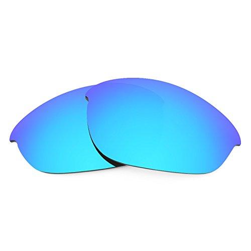 Lentes Para De Polarizados Oakley No Azul Hielo — Jacket Múltiples Repuesto Mirrorshield Half Opciones rTwgxprqd