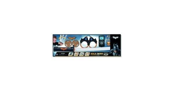 The Dark Knight Rises Ninja Sword: Amazon.es: Juguetes y juegos