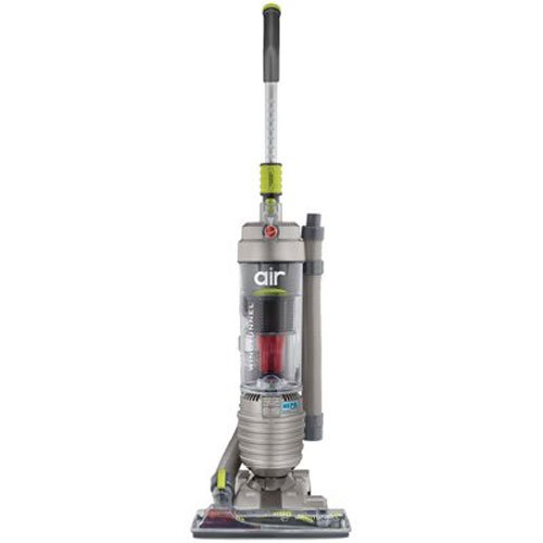 - Hoover WindTunnel Air Bagless Upright Corded Lightweight Vacuum Cleaner UH70400