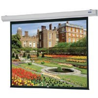 - Designer Contour Electrol Matte White Electric Projection Screen Viewing Area: 60
