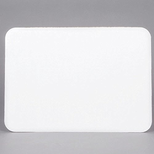 Corrugated Pads Sheet (Southern Champion Tray 1149 Corrugated Greaseproof Single Wall Cake Pad, Quarter Sheet, 14