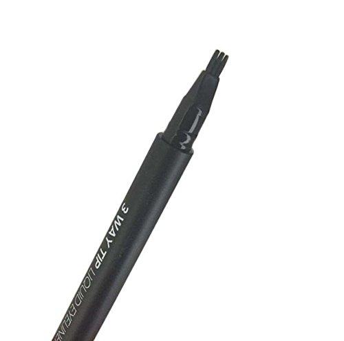 Ktyssp Makeup Tattoo Eyebrow Pen Waterproof Pencil Long Lasting