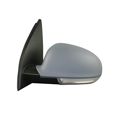 Golf Side Mirror Volkswagen - TYC 8610342 Volkswagen Heated Power Replacement Driver Side Mirror