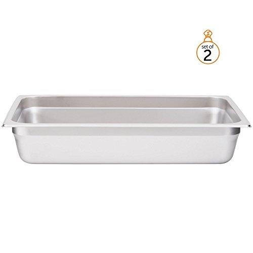 Cold Pan Table - 8