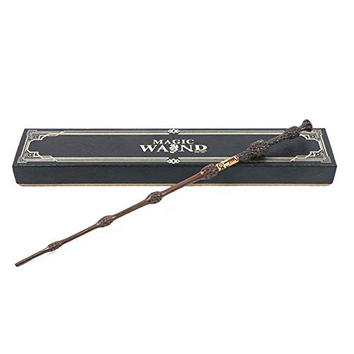 Witches and Wizards Wand Cosplay Wand | with Steel CORE (Style 3)
