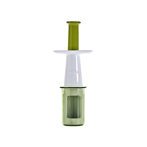 OXO Tot Grape Cutter Green