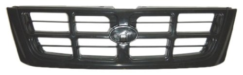 OE Replacement Subaru Forester Grille Assembly (Partslink Number SU1200115)