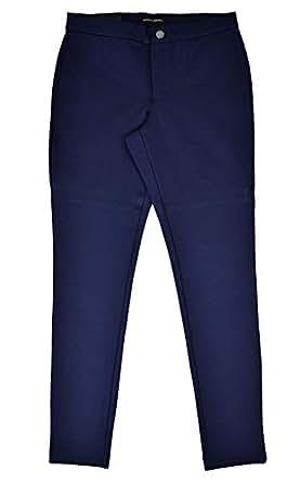 Banana Republic Womens Ponte Leggings Casual Pants Navy
