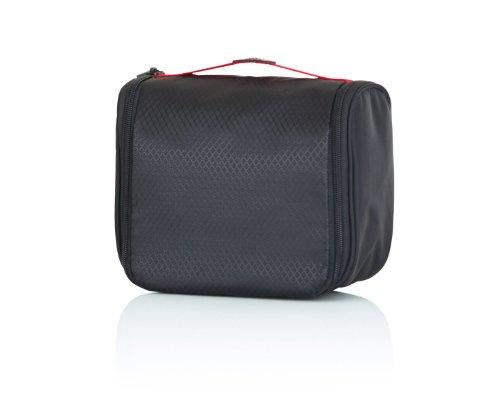 Pack Easy Kulturtasche Bag In Bag, schwarz