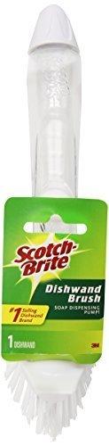 Scotch-Brite Dish Brush, 1-Count (Pack of 8) by Scotch-Brite