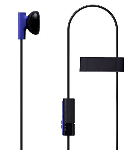 Sony Playstation 4  Mono Chat Earbud with Mic