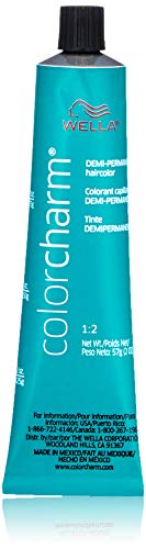 Color Charm Demi Permanent Haircolor 10NA (10/01) Lightest Ash Blonde