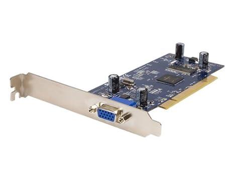 Startech PCIVGAV7 - Adaptador de vídeo Interno para Tarjeta ...